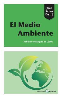 MEDIO AMBIENTE, EL
