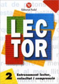 LECTOR - COMP I VEL LECTORA 2 (LLETRA MANUSCRITA)
