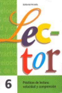 CUADERNO LECTOR 6