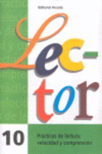 CUADERNO LECTOR 10