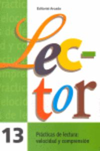 CUADERNO LECTOR 13