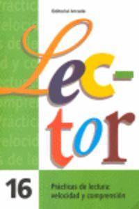 CUADERNO LECTOR 16