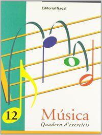EP - MUSICA EXERCICIS 12 ( C. S. )