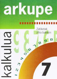 KALKULUA 7 - ARKUPE