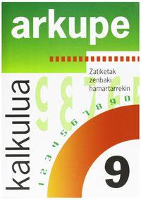 KALKULUA 9 - ARKUPE