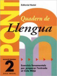 EP 2 - LLENGUA - PONT (CANVI DE CURS)