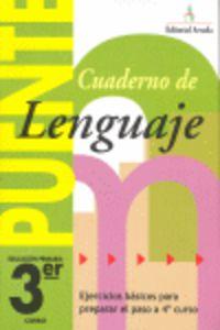 EP 3 - LENGUAJE - PUENTE (PASO DE CURSO)