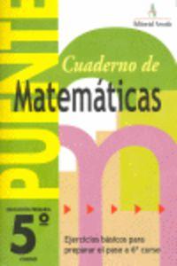EP 5 - MATEMATICAS - PUENTE (PASO DE CURSO)
