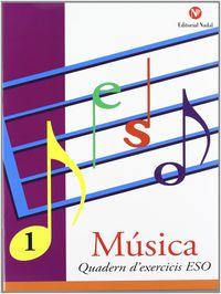 ESO - MUSICA QUAD. 1