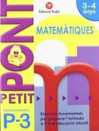 P3 - PETIT PONT - NOMBRES