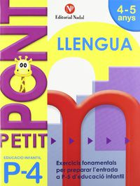 P4 - PETIT PONT - LLETRES