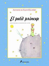 Petit Princep, El (con Acuarelas Originales Del Autor) - Antoine De Saint-Exupery
