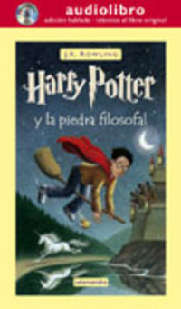 (audiolibro) Harry Potter Y La Piedra Filosofal - Joanne Kathleen Rowling