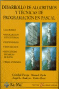 DESARROLLO DE ALGORITMOS Y TECNICAS DE PROGRAMACION EN PASCAL