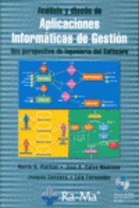 APLICACIONES INFORMATICAS GESTION (+CD-ROM) - ANALISIS Y DISEÑO