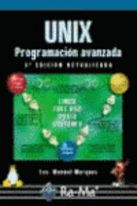 UNIX PROGRAMACION AVANZADA (3ª ED)