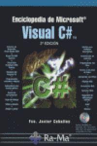 Enciclopedia De Microsoft Visual C# (2ª Ed. ) - Fco. Javier Ceballos Sierra