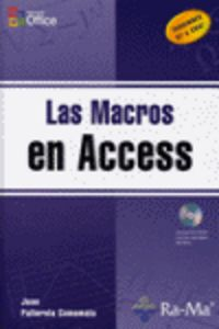 MACROS EN ACCESS, LAS