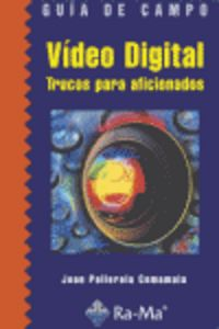 VIDEO DIGITAL - GUIA DE CAMPO