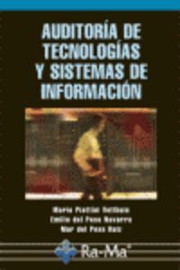 AUDITORIA DE TECNOLOGIAS Y SISTEMAS DE INFORMACION