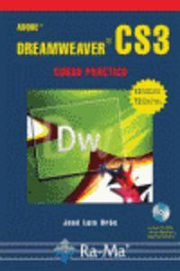 DREAMWEAVER CS3 - CURSO PRACTICO (+CD-ROM)
