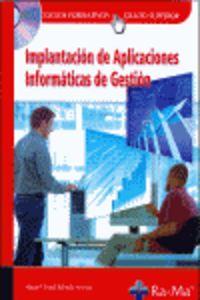GS - IMPLANTACION DE APLICACIONES INFORMATICAS DE GESTION