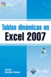 TABLAS DINAMICAS EN EXCEL 2007
