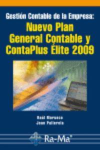 Nuevo Plan General Contable Y Contaplus Elite 2009 - Raul Morueco