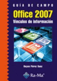 GUIA DE CAMPO - OFFICE 2007