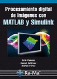 Procesamiento Digital De Imagenes Con Matlab Y Simulacion - Erik Cuevas