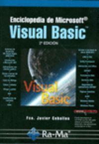 Enciclopedia De Microsoft Visual Basic 2 - Fco. Javier Ceballos