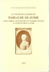 TIEMPO ILUSTRADO DE PABLO DE OLAVIDE