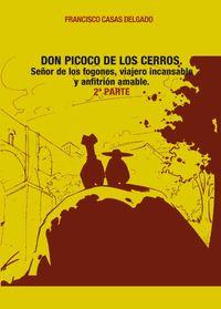 Don Picoco De Los Cerros Ii - Francisco Casas Delgado
