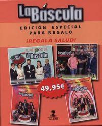 Caja La Bascula 2014 - Ed Especial Para Regalo (4 Libros) - Aa. Vv.