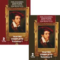 TEATRO COMPLETO (DUQUE DE RIVAS) (2 VOLS. )