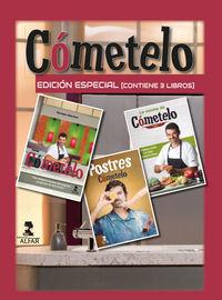 Caja Cometelo (ed. Especial Para Regalo 3 Libros) - Enrique Sanchez Gutierrez