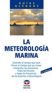 La metereologia marina - Cristina Puya