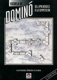 ESCUELA DE DOMINO - DEL APRENDIZAJE A LA COMPETICION