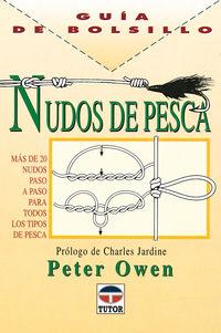 NUDOS DE PESCA (GUIA DE BOLSILLO)