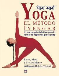 YOGA - EL METODO IYENGAR