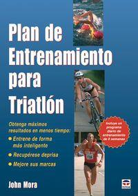 Plan De Entrenamiento Para Triatlon - John Mora