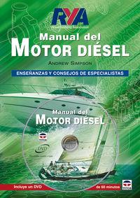 MANUAL DE MOTOR DIESEL (+DVD)