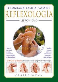 PROGRAMA PASO A PASO DE REFLEXOLOGIA (+DVD)