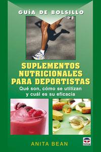 Suplementos Nutricionales Para Deportistas - Anita Bean