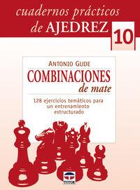 COMBINACIONES DE MATE