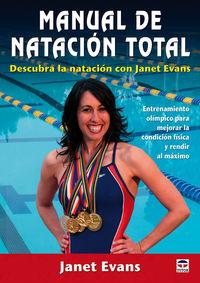 Manual De Natacion Total - Janet Evans