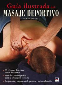 GUIA ILUSTRADA DEL MASAJE DEPORTIVO