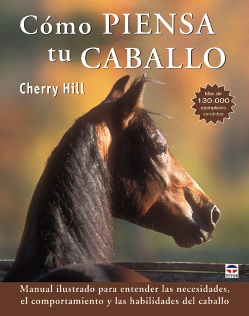 como piensa tu caballo - Cherry Hill