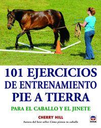 101 Ejercicios De Entrenamiento Pie A Tierra - Para El Caballo Y El Jinete - Cherry Hill