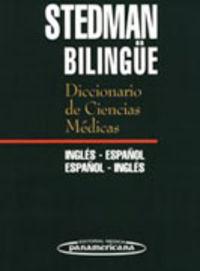 DICC. DE CIENCIAS MEDICAS - ING / ESP - ESP / ING